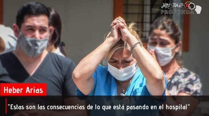 Crisis Sayago: Continuan los inconvenientes en traumatología