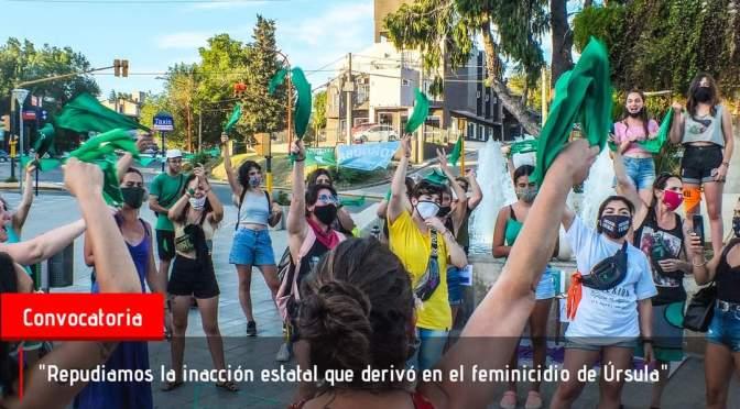 Ni Una Menos convoca a concentrar en tribunales de Carlos Paz