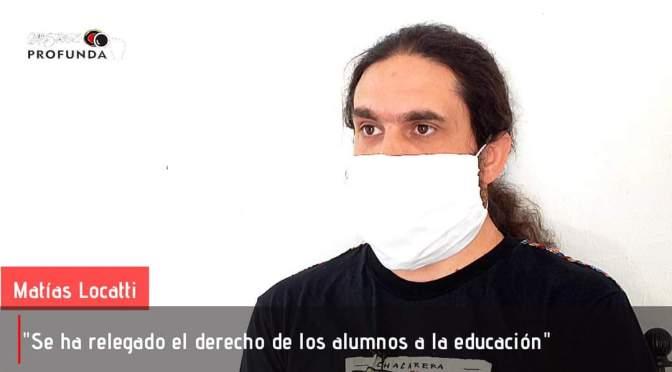 Educación en crisis: Situación social del Carande Carro.