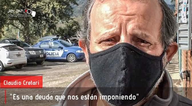 VIDEO: Vecinos de San Antonio toman las riendas y se manifiestan de cara a los Concejales