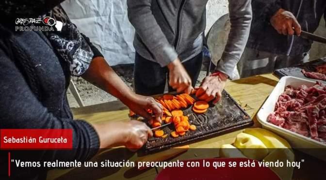 El arco político reconoce la emergencia alimentaria pero rechaza proyecto paliativo.