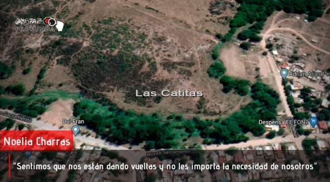 """Adjudicatarios del loteo """"Las Catitas"""" se organizan para pedir respuestas a dos años del sorteo."""