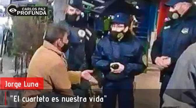 Prohibieron nuevamente bailar a los bailarines de la peatonal en Carlos Paz.